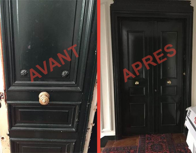 changement de porte paris 10, reparation de porte 10eme